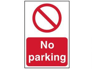 No Parking - PVC 200 x 300mm