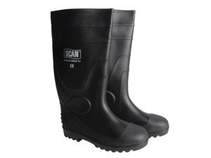 Safety Wellingtons UK 8 Euro 42