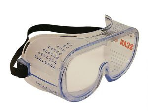 Direct Ventilation Safety Goggles