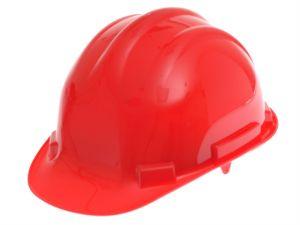 Safety Helmet Red