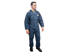 Disposable Overall Blue XXL (45-49in)