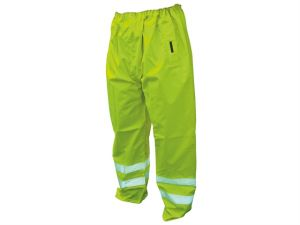 Hi-Vis Motorway Trouser Yellow - XXL (48in)