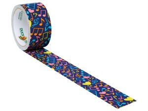 Duck Tape® 48mm x 9.1m Love Notes