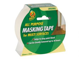 Duck Tape® All Purpose Masking Tape 50mm x 50m