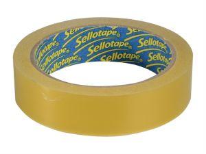 Sellotape Golden 24mm x 50m Blister Pack