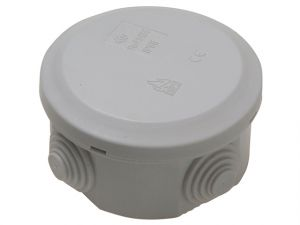 IP44 Junction Box 5T 70 x 70 x 40mm