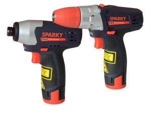 BR2GUR108 Impact & Drill Driver Twin Pack 10.8 Volt 3 x 2.0Ah Li-Ion