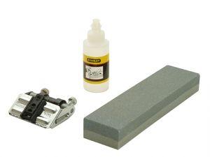 Oilstone 200mm  Oil & Honing Guide