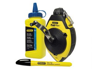 FatMax® Chalk Line Set 30m