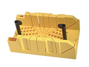 Clamping Mitre Box