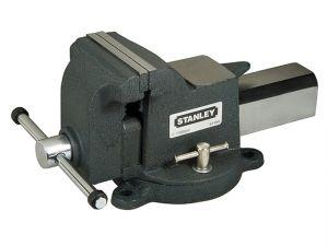 MaxSteel Heavy-Duty Bench Vice 125mm (5in)