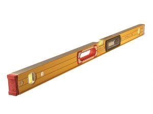 196-2 Electronic Spirit Level IP65 3 Vial 17671 80cm