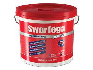 Red Box® Heavy-Duty Trade Hand Wipes (Tub 150)