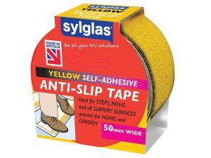 Anti-Slip Tape 50mm x 18m Yellow
