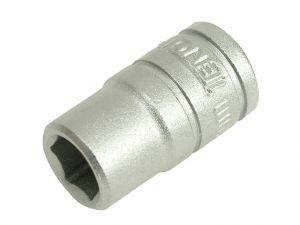 Hexagon Socket 6 Point Regular 1/2in Drive 13mm