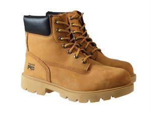 Pro SawHorse Safety Boots Wheat UK 12 Euro 47