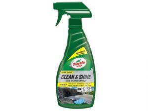Clean & Shine Total Exterior Detailer 500ml Trigger