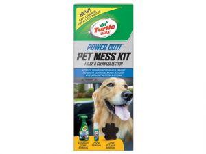 Power Out! Pet Mess Kit