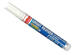 Triple Proctect Grout Reviver Wall Pen 7ml Ice White