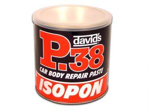 P38 Easy Sanding Body Filler Tin 2.25 Litre