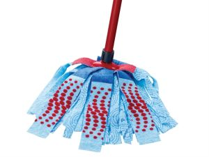SuperMocio 3Action XL Mop Head & Handle