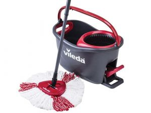 EasyWring & Clean Turbo Spin Mop & Bucket