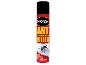 Nippon Ant & Insect Killer Aerosol 300ml