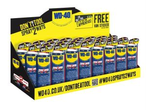 WD-40 Multi-Use Maintenance Smart Straw 450ml (Case of 24)
