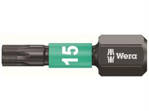 867/1 Impaktor Insert Bit Torx TX15 x 25mm (Box 10)