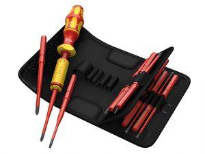 7441 VDE Adjustable Torque Screwdriver Set of 15 1.2-3Nm