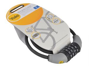 YCCL1 Combination Cable Bike Lock 60cm x 8mm